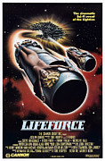 Bound Posters - Lifeforce, 1985 Poster by Everett
