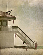 Lifeguard Photos - Lifeguard Daze by Kevin Bergen
