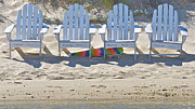 Hamptons Photos - Lifes A Beach by William Moore