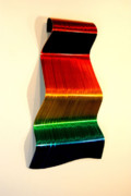 Color Sculpture Originals - Lifesaver by Keith Branden