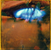 Photo Manipulation Pastels Prints - Lift off Print by JC Armbruster