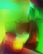 Modernism Prints - Light Abstraction Print by David Lane
