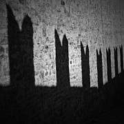 Battlements Posters - Light And Shadow Poster by Joana Kruse