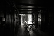 Jails Photos - Light and Shadow by Kathi Shotwell