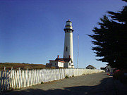Panoramic Pyrography - Light House  by The Kepharts 