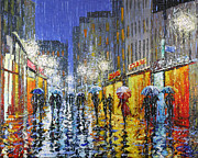 Stanislav Sidorov - Light In The Rain
