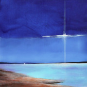 Inspirational Paintings - Light Sail by Toni Grote