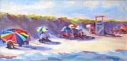Cape Cod Paintings - Light Show by Barbara Hageman