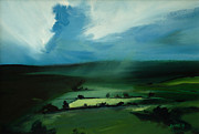 Raining Paintings - Light Squall by Neil McBride