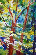 Chico Originals - Light Trees and Speed by Therese Fowler-Bailey