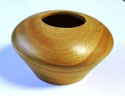 Wooden Bowl Originals - Light Wood Bowl by Albright