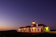White Lighthouse.light Photos - Lighthouse by Carlos Caetano