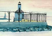 Lynn Babineau - Lighthouse in Michigan...
