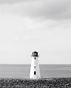 Decor Photography Prints - Lighthouse Nassau Bahamas Print by Stephanie McDowell