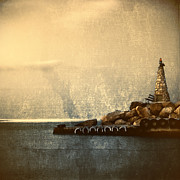 Sea Shore Prints - Lighthouse Print by Stylianos Kleanthous