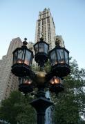 Anna  Duyunova - Lighting of New York