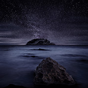 Universe Art - Lights of the past by Jorge Maia