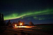 Ronald Lafleur - Lights over Chena Lake