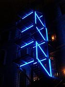 Photo Sculptures - Lightsculpture by Mounty R P Zentara