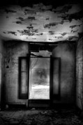 Old Houses Photos - Like A Ghost by Emily Stauring