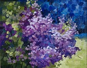 Lilac Originals - Lilac. Flowers. Flower. Floral composition by Anna Sokol