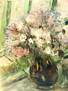 Viva La Vida Galeria Gloria  - Lilacs At The Window