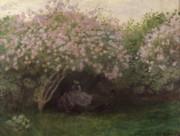 Claude Monet  - Lilacs