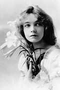 1910s Art - Lillian Gish, Ca. Mid-1910s by Everett