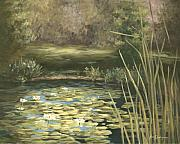 Jose Rodriguez - Lilly Pond