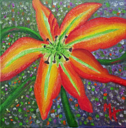 Margaret Harmon - Lily In My Garden