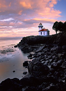 Puget Sound Photos - Lime Kiln Dawn by Inge Johnsson