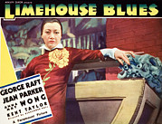 Lobbycard Framed Prints - Limehouse Blues, Anna May Wong, 1934 Framed Print by Everett