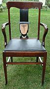 Presidential Mixed Media - Lincoln Armchair by Timothy Campbell