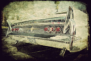 Sixties Posters - Lincoln Continental Poster by Joel Witmeyer