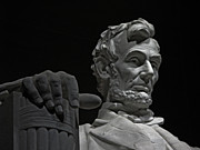 Lincoln Photos - Lincoln Memorial by Jack Schultz