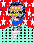 President Of America Originals - Lincoln by Ricky Sencion