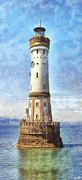 Nikki Marie Smith - Lindau Lighthouse in Germany