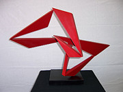 Sense Of Movement Sculptures - Lindy by John Neumann
