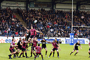 Championship Photos - Line-in by Jane Rix