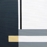 Minimalist Paintings - Linear 2 by Slade Roberts