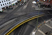 Tram Photos - Lines and strokes by RicardMN Photography