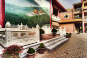 Vancouver Photo Originals - Lingyen Mountain Temple 20 by Lawrence Christopher