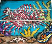 Mickie Boothroyd - Lion Fish