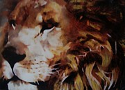 Mandy Thomas - Lion
