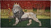 Artist Reliefs - Lion Of Judah by Gerald Sabatini