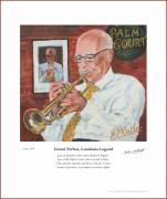Peter Mark Butler - Lionel Ferbos Louisiana Legend