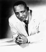 Lionel Framed Prints - Lionel Hampton (1908-2002) Framed Print by Granger