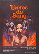Horror Movies Photos - Lips Of Blood, Aka Levres De Sang, 1975 by Everett