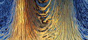 Draped Photos - Liquid Gold by Skip Nall
