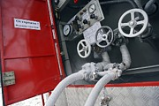 Exclusion Photos - Liquid Nitrogen Fire Appliance Controls by Ria Novosti